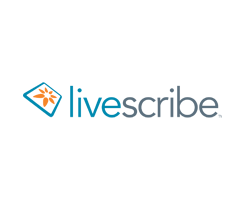web designing course leicester livescribe logo image