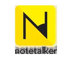 web designing course leicester notetalker logo image