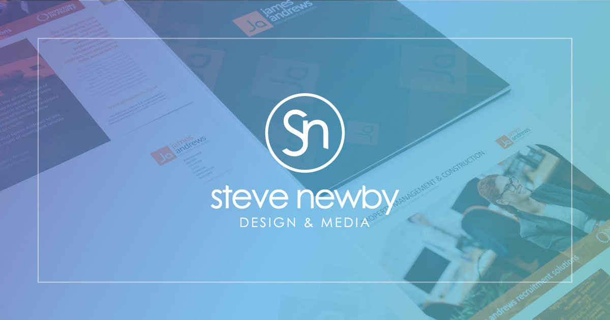 Freelance Graphic Designer | Leicester | Steve Newby Design